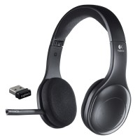 Headset Logitech Stereo Headset H800