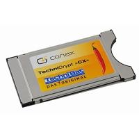 CI-Modul TechniCrypt CX Conax Entschlüsselungsmodu